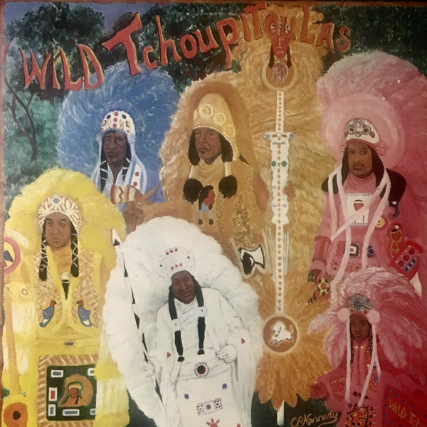 Wild Tchoupitoulas, The - S/T - Used LP