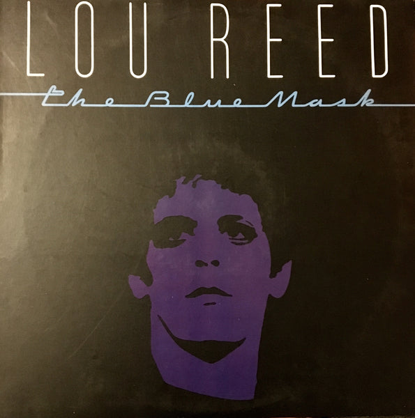 Reed, Lou - The Blue Mask - Used LP