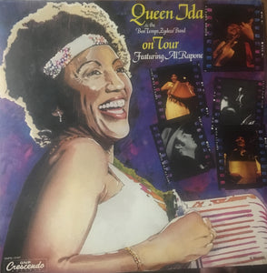 Queen Ida - On Tour - Used LP