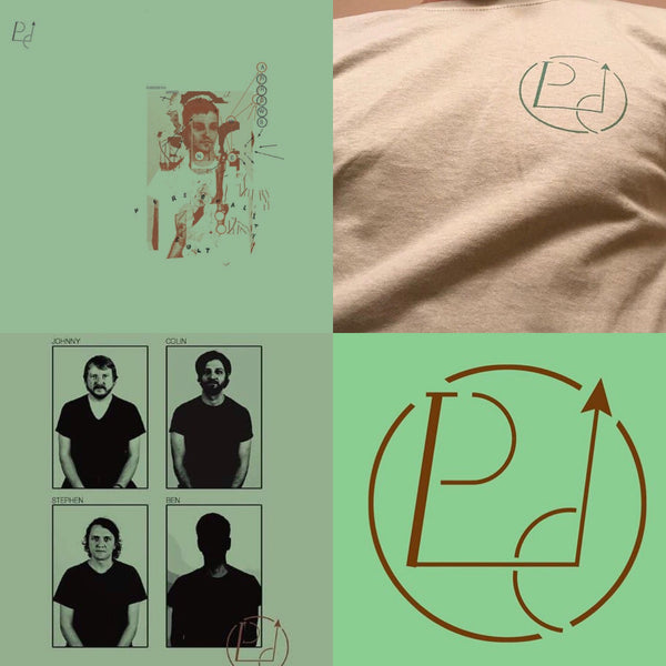 Personality Cult Package (T-Shirt + color vinyl LP + button)
