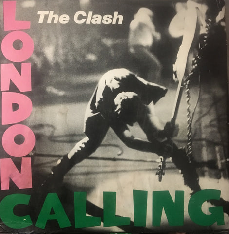 Clash, The - London Calling - Used LP