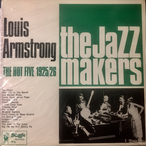 Armstrong, Louis - the Hot Five 1925/26 - Used LP