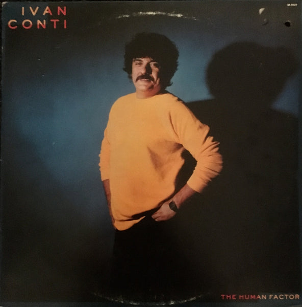 Conti, Ivan - The Human Factor - Used LP