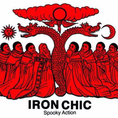 Iron Chic - Spooky Action cassette