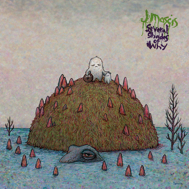 Mascis, J. - Several Shades Of Why LP