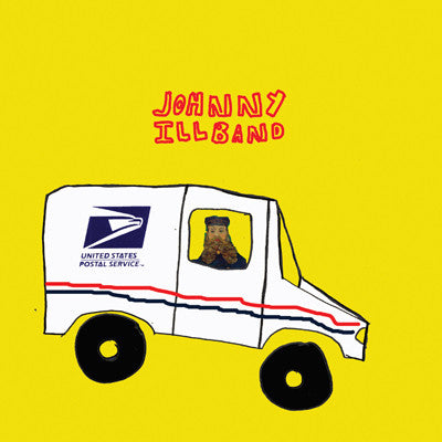 Johnny Ill Band - Post Office 7""