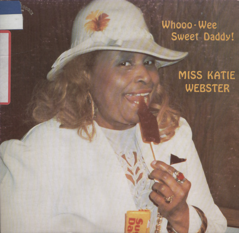 "Webster, Katie - Whoo-Wee Sweet Daddy! 12"" EP - Used LP"