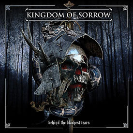 Kingdom Of Sorrows - Behind The Blackest Tears LP