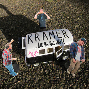 Kramer - ....And The Real World LP
