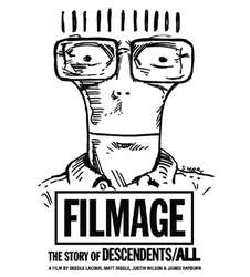 Descendents - FILMAGE: The Story of Descendents / ALL - Blu-Ray Disc + New DVD