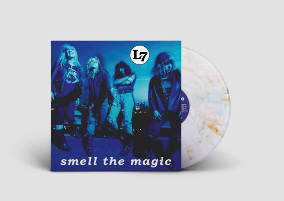 L7 – Smell the Magic [COLOR VINYL LOSER EDITION] – New LP