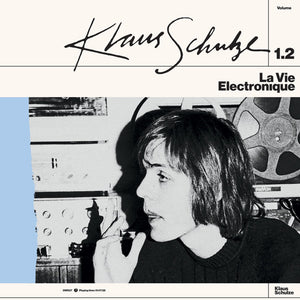 Schulze, Klaus – La Vie Electronique 2XLP – New LP