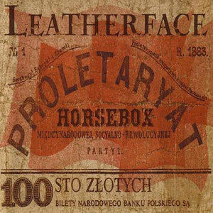Leatherface - Horsebox LP