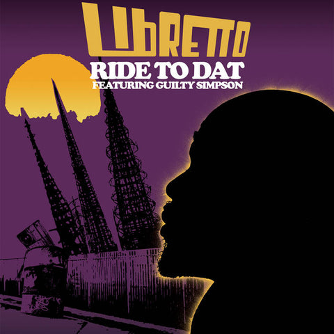 "Libretto – Ride to Dat 12"" Maxi Single EP – New LP"