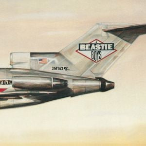 Beastie Boys - License To Ill LP