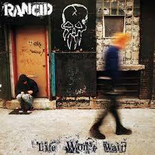 Rancid - Life Won't Wait LP