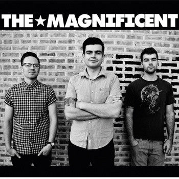 Magnificent, The - Bad Lucky LP