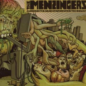 Menzingers, The - A Lesson In The Abuse Of Information Technology - LP