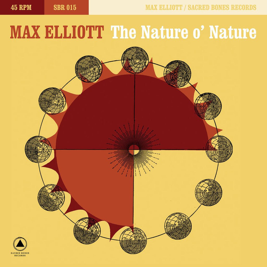 Elliot, Max - The Nature O' Nature 7""