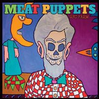 Meat Puppets - Rat Farm LP