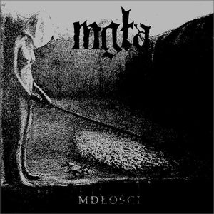 mgla - Mdlosci / Further Down The Nest - LP [IMPORT]