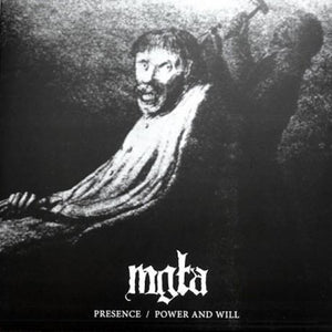 mgla - Presence / Power and Will - LP [IMPORT]
