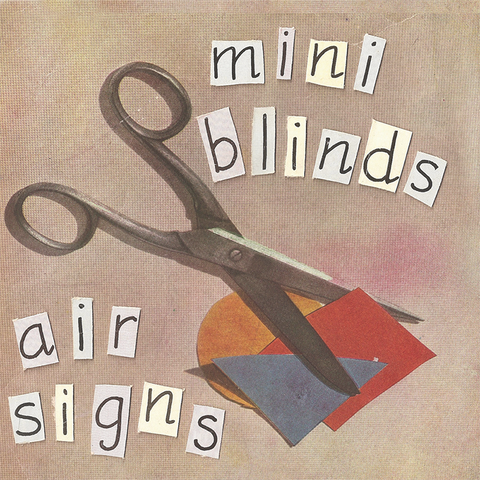 Mini Blinds - Air Signs cassette