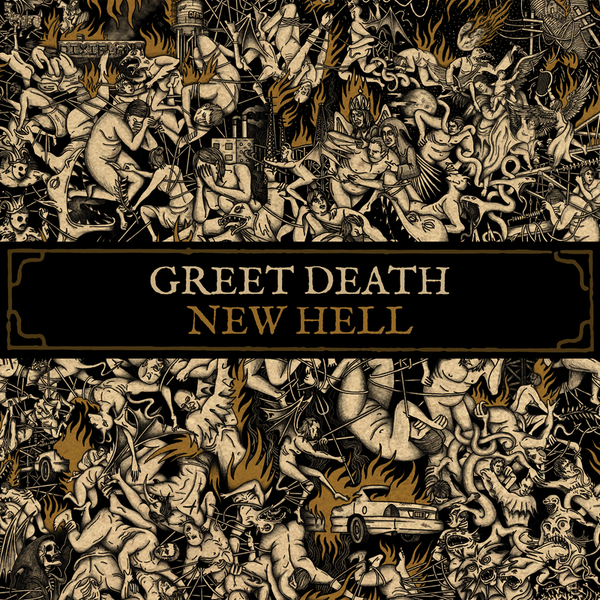 Greet Death - New Hell – New LP