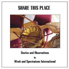 Mirah and Spectratone - Share This Place LP