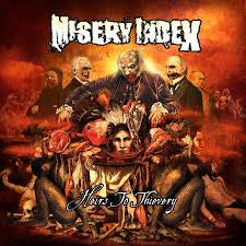 Misery Index - Heirs To Thievery LP