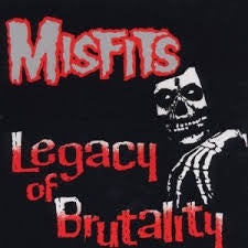Misfits - Legacy Of Brutality - New LP