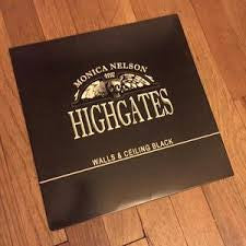 Nelson, Monica And The Highgates - Walls And Ceiling Black LP