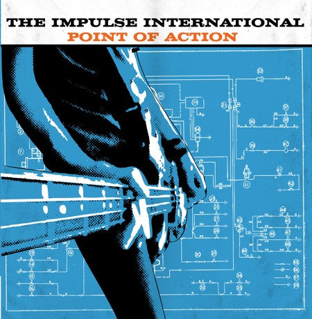 Impulse International, The - Point Of Action CD
