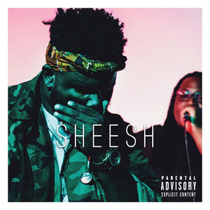 Mic Capes & Drae Slapz - Sheesh - CD