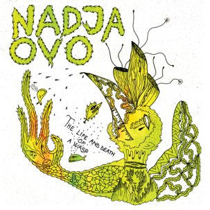 Nadja/Ovo - Life And Death Of A Wasp LP