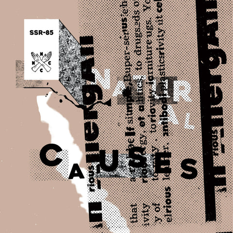 Natural Causes - Natural Causes LP