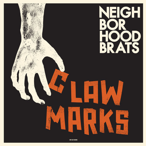 Neighborhood Brats - Claw Marks - New LP