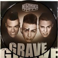 Nekromantix - Life Is A Grave And I Dig It picture disc LP