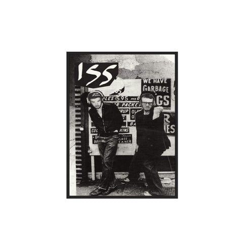 ISS - s/t - LP [IMPORT]