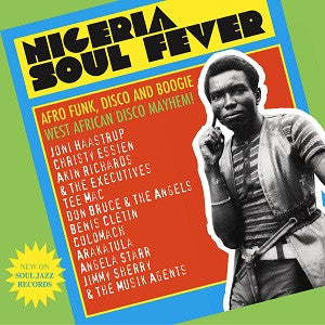 Various Artists - Nigeria Soul Fever triple LP