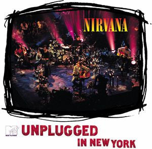 Nirvana - Unplugged In NY - LP