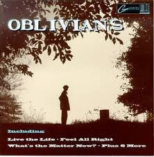 Oblivians - Play 9 Songs With Mr Quintron LP