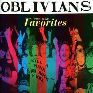 Oblivians - Popular Favorites - New LP
