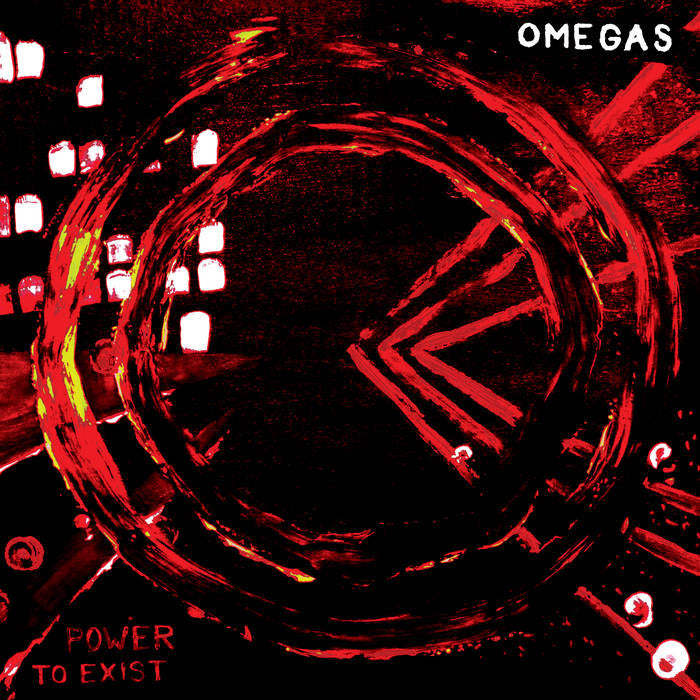 Omegas - Power To Exist LP