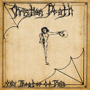 Christian Death - Only Theater Of Pain LP
