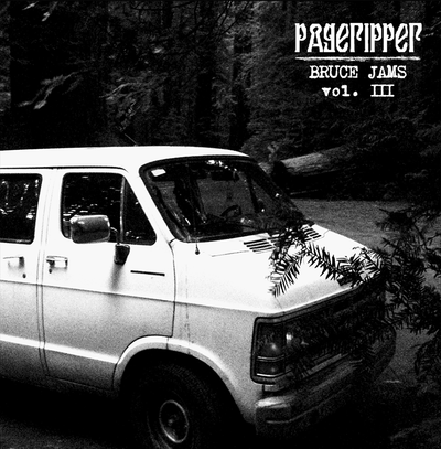 "Pageripper - Bruce Lams Vol. III one-sided 12"" ep."