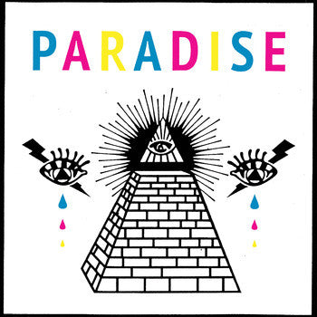 Paradise - Diary Of An Old Soul LP