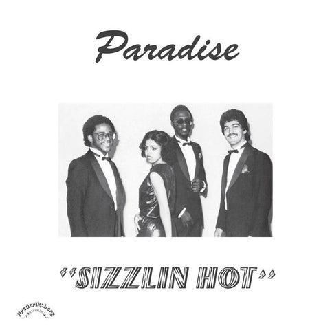 Paradise - Sizzlin' - New LP