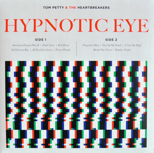Petty, Tom - Hypnotic Eye - New LP