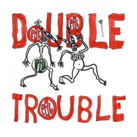 Public Image Ltd - Double Trouble 10""